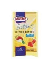 Picture of Moir's Instant Vanilla Custard Powder 125 Gr