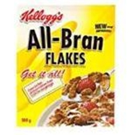Picture of All Bran Flakes 500g