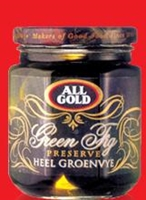 Picture of All Gold Green Fig Preserve