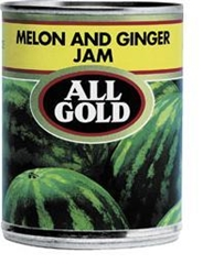 Picture of All Gold Melon & Ginger Jam 450gr