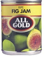 Picture of All Gold Ripe Fig Jam 450gr