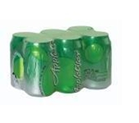 Picture of Appletiser Sparkling Fruit Juice single cans