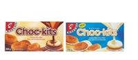 Picture of Bakers Choc Kits Biscuits 200gr