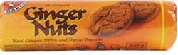 Picture of Bakers Gingernuts 200g