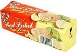 Picture of Bakers Original Red Label Real Lemon Creams 200g