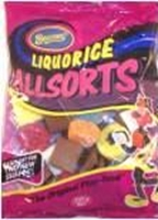 Picture of Beacon Liquorice Allsorts 150 GR
