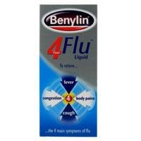 Picture of Benylin 4 flu 200ml