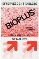 Picture of Bioplus Effervescent Tablets 10ea