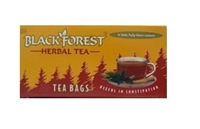 Picture of Black Forest Herbal Tea bags 20's
