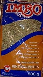 Picture of Brown Lentils 500g