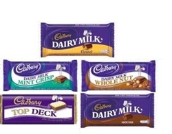 Picture of Cadbury  Dairy Milk 150g