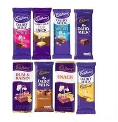 Picture of Cadbury  Dairy Milk 80g