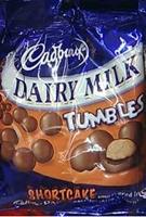 Picture of Cadbury Tumbles - shortcake 200g