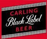 Picture of Carling Black Label beer - cans x 6