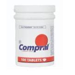 Picture of Compral Headache tablets 100