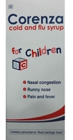 Picture of Corenza C Syrup 100 ml (paediatric)