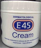 Picture of Cream E45 Dermatological