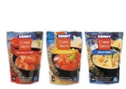 Picture of Denny  Curry Sauce 475g
