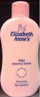 Picture of Elizabeth Anne's Baby Aqueous Lotion 200ml