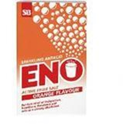 Picture of Eno Orange 100g (Glass bottle)