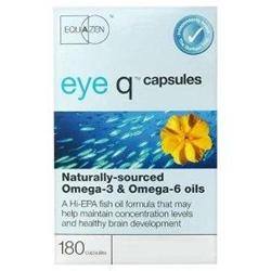 Picture of EQUAZEN eye q 180 capsules Dischem 13.02