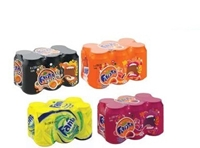 Picture of Fanta 6 pack