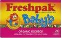 Picture of Freshpak Organic Rooibos Tea For Babies 20 EA