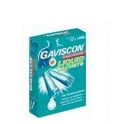 Picture of Gaviscon Advance Sachets  x12  10ml