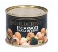 Picture of Goldcrest Snails In Brine 200 GR