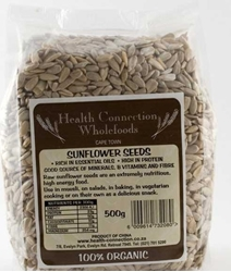 Picture of Health Connection Sunflower Seeds 250g