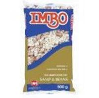 Picture of Imbo Samp & Beans 500 GR