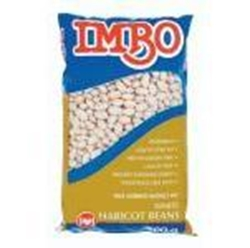 Picture of Imbo White Haricot Beans 500 GR