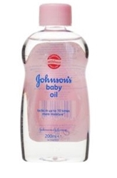 Picture of Johnson's Baby Oil 200ml