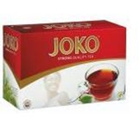 Picture of Joko Tagless teabags 100's