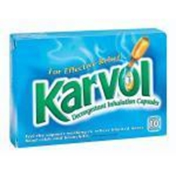 Picture of Karvol 10 capsules (AlphaPharm)