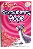 Picture of Kellogs Strawberry Pops 350g