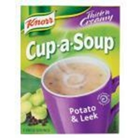 Picture of Knorr cup a soup - order your favorite!