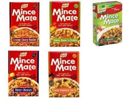 Picture of Knorr Mince Mate 250g  - choose your flavour!