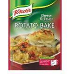 Picture of Knorr Potato Bake Cheese and Bacon 43g