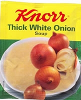 Picture of Knorr Thick White Onion Soup 60gr