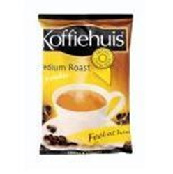 Picture of Koffiehuis medium roast 100g refill bag