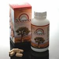 Picture of Manna tablets 180 tablets