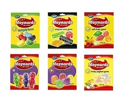 Picture of Maynards Fruit Jelly Beans 125g