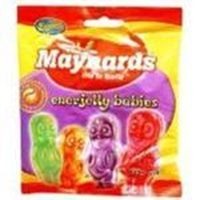 Picture of Maynards Jelly Babies 125g