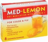 Picture of Med-Lemon sachets 8 sachets