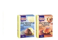 Picture of Moirs Hot Sponge Pudding