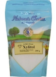 Picture of NATURE'S CHOICE XYLITOL 200G