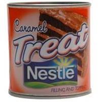 Picture of Nestle Caramel Treat 385gr