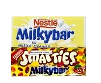 Picture of Nestle Milky Bar - SMARTIES 80 g