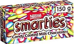 Picture of Nestle Smarties 150gr
